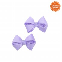 Character Land - Zoey Hairclip (pair) Light Purple