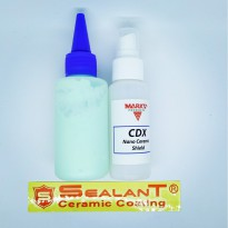 [Star Product] Nano Ceramic COATING Mark V By SEALANT USA 100 ML Salon Mobil Protect