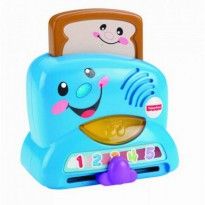 Fisher Price Infant Learning Toaster - Biru
