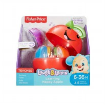Fisher Price Laugh & Learn Learning Happy Apple - Multi Colour