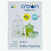 Pemanas Steril 4In1 Crown Termurah04