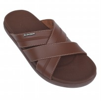 Neckermann Sandal Pria Hando 193 Light Brown