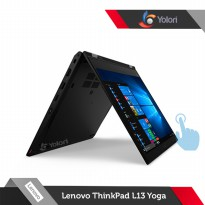Lenovo ThinkPad L13 Yoga [Ci5-10210U, 8GB, 512GB, Intel UHD, Windows 10 Pro, Touchscreen]