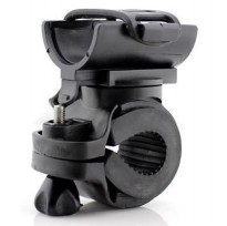 Bike Bracket Mount Holder for Flashlight - AB-2966 - Black
