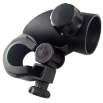 Gun Bike Bracket Mount Holder for Flashlight - AB-2955 - Black