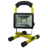 Lampu LED Outdoor 18650 30W - Yellow