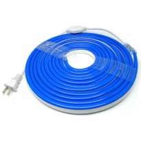 Lampu LED Strip 2835 220V 5 Meters - Blue