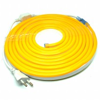 Lampu LED Strip 2835 220V 5 Meters - Yellow