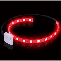 Lampu Neon LED Light Strip for CPU 60CM - Red