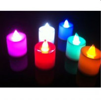 LED Candle - AA-HJ-0001A - Blue