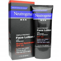 Neutrogena Men Triple Protect Face Lotion Spf20 50ml