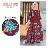 IO- Ready set rok 2in1 holly maroon