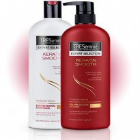 TRESemme Keratin Smooth Shampoo 340ml + Conditioner 340ml