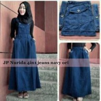 Jump Suit Jeans 4 in 1