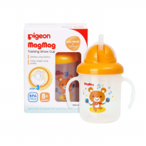 Pigeon Magmag Step 3 8m+ 180ml - Training Straw Cup