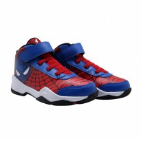 Precise Spider Champ Tod Sepatu Anak - Red/Black/RC.Blue