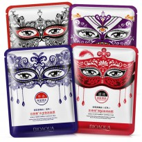 Bioaqua Masker Wajah Party Edition 30g - Purple