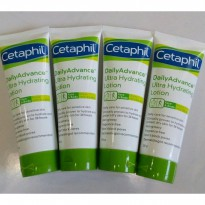 [Ready] Cetaphil Daily Advance Ultra Hydrating Lotion tube 226g