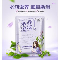 Bioaqua Masker Wajah Natural Extract 30g - Purple