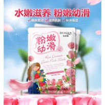 Bioaqua Masker Wajah Natural Extract 30g - Red