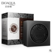 Bioaqua Sabun Mandi Natural Oil 100g - Black