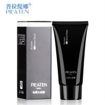 Pilaten Masker Wajah Black Cream Acne Pulling Mask 60g