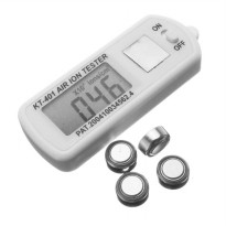 Health Care Car Air Ion Tester / Pengukur Ion - White