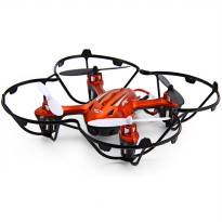 JJRC H6W Quadcopter Drone Wifi dengan Kamera 2MP 720P - Red