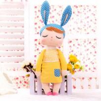Plush Toy Boneka Angela Bunny - Yellow