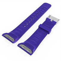 [poledit] Dreaman Silicone Watch Replacement Band Strap For Samsung Gear Fit 2 SM-R360 Pur/14576998