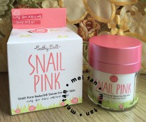 CATHY DOLL SNAIL PINK PORE REDUCING SERUM