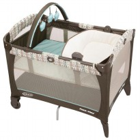 Graco Pack n Play with Reversible Napper & Changer - Soho Square