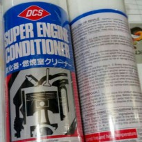 DCS super engine conditioner, pembersih Thortle Body Inlet Manifold