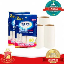Refill / Isi Ulang Pelepas Bulu Rol Bulu - Home Sticky Paper