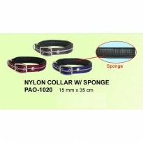 Nylon Collar With Sponge