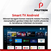 POLYTRON Smart TV 43