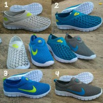 SEPATU NIKE SLIP ON MEN IMPORT/NIKE FREE RUN SLIP ON IMPORT