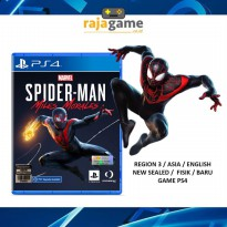 Marvel Spiderman / Spider-Man Miles Morales Game PS4 (R3)