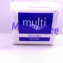 Tissue pop up MULTI _ Tissue kotakk paket isi 6 MURAH