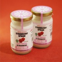 Strawberry Milk Spread