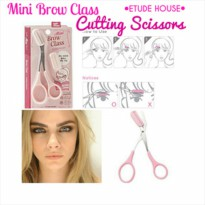 GUNTING ALIS MINI BROW CLASS/CUTTING SCISSORS / ETUDE HOUSE / GUNTING