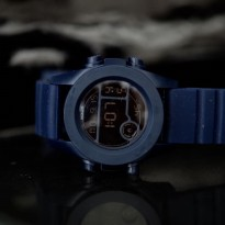 Jam Tangan Digital NIXON RUBBER DIGITAL NAVY