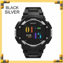 Smart Watch F7 Black Silver - GPS