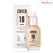 [macyskorea] Banila co. [banila co] Cover 10 Perfect Foundation SPF30 PA++ 30ml (BE20)/16927221