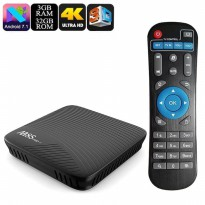 Android Tv Box M8S Pro L Android 7.1 RAM 3G