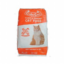 CP Petfood Cuties Catz Food TUNA & SHRIMP - 8kg