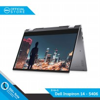 Dell Inspiron 5406 [Ci5-1135G7-8-512-NVD-W10-OHS-GRY] DELL OFFICIAL