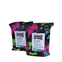 [poledit] Global Beauty Care So Fresh So Clean Make-up Remover Cleansing Towelettes-PH Bal/14258980