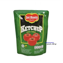 Del Monte - KETCHUP Sauce - POUCH 200g