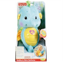 Fisher Price Seahorse Lulaby - sleep buddy from fisherpirce BLUE